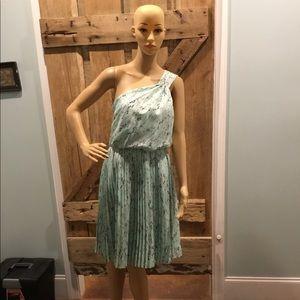 Vince Camuto, one shoulder party dress